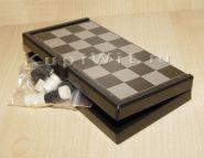 Мини игра -  шашки магнитные
